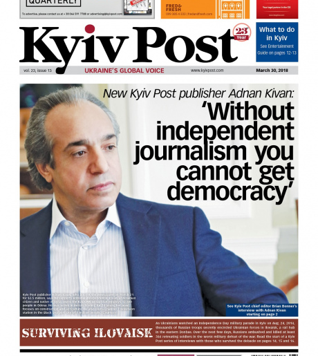 Adnan Kivan on  independent journalism