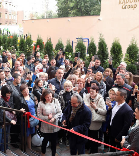 Opening of The 26th Pearl residential complex